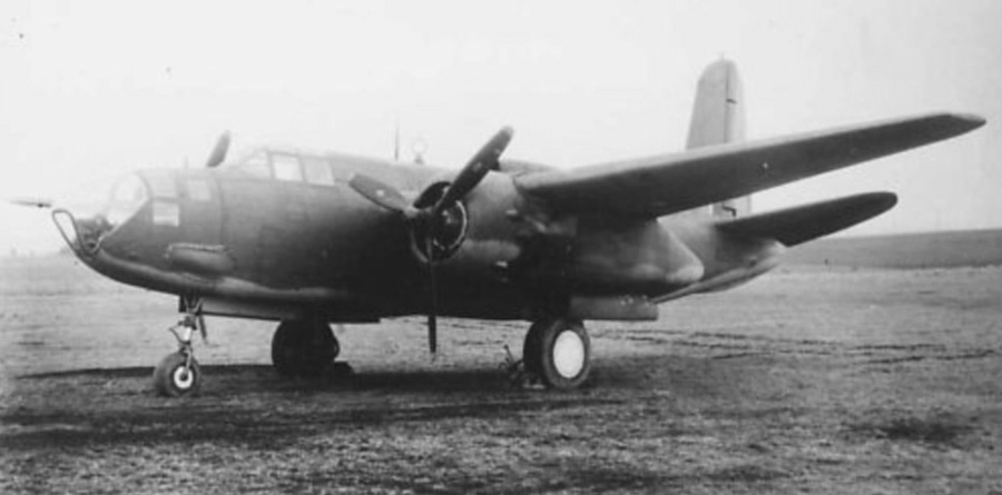 The Douglas A20 Boston Mark V